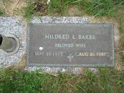 Mildred L. Baker