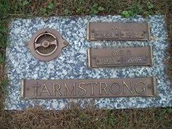 Mae Frances <i>Hanlon</i> Armstrong