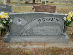 Edith A. <i>Snow</i> Brown