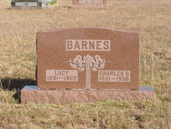 Charles B Barnes