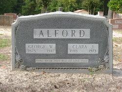 Clara Jessie <i>Chambers</i> Alford