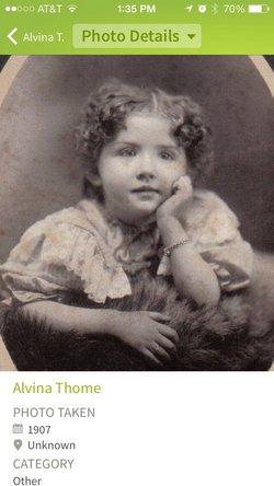 Alvina Elizabeth <i>Thome</i> Schoendienst