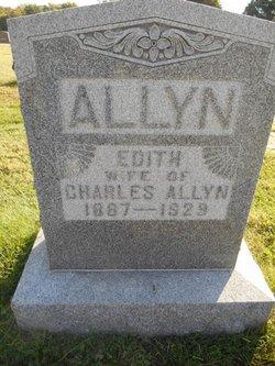 Mrs Edith <i>Kreiger</i> Allyn