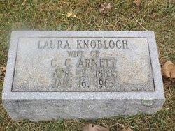 Laura <i>Knobloch</i> Arnett