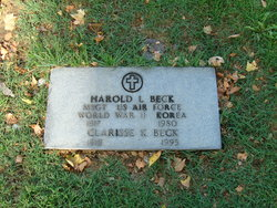 Harold Leroy Beck