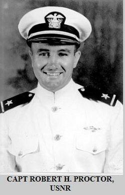 Capt Robert Huntington Proctor, Jr