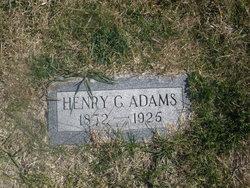 Henry C. Adams