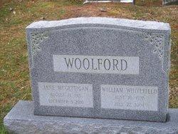 Jane Loretta Aunt Jane <i>McGettigan</i> Woolford
