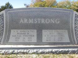 A A Armstrong