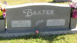 Max S Baxter
