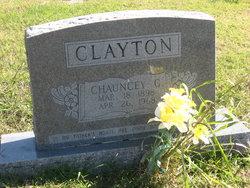 Chauncey Clayton