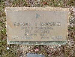 Robert Sinclair Barwick