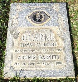 Adonis Barnett Clarke