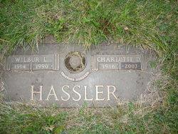 Charlotte D. <i>James</i> Hassler