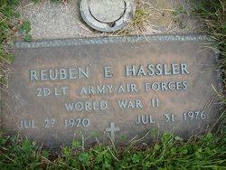 Reuben Hassler