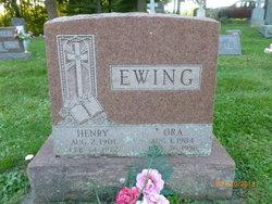 Henry R Ewing