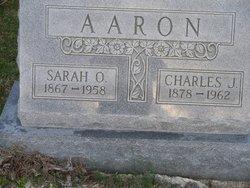 Charles James Aaron