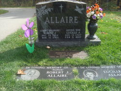 Lucille A <i>Brine</i> Allaire