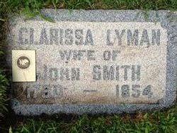 Clarissa <i>Lyman</i> Smith