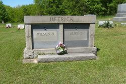 Alice E. <i>Hadden</i> Hetrick