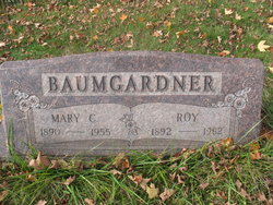 Mary C. <i>Bowser</i> Baumgardner