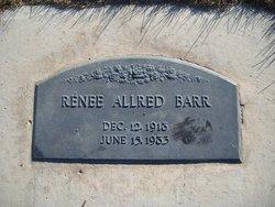 Renee <i>Allred</i> Barr