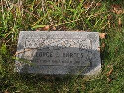 George Edward Barnes