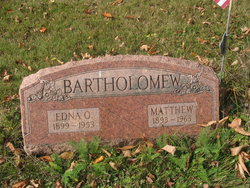 Edna O Bartholomew