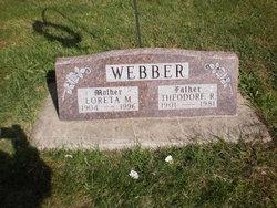 Theodore R Webber
