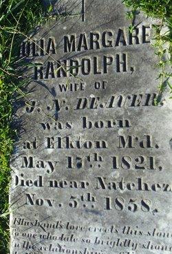 Julia Margaret <i>Randolph</i> Auer