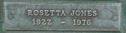 Rosetta Jones