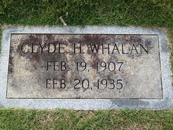 Clyde Henry Whalan