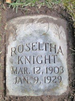 Rosetha Knight