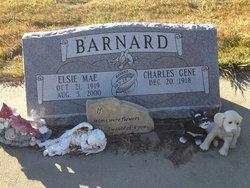 Elsie Mae Caroline <i>Hoffman</i> Barnard