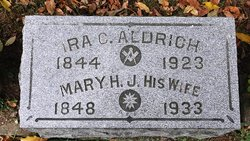 Ira C Aldrich