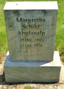 Margretta <i>Schield</i> Abplanalp