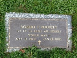 Robert Clarence Perrett