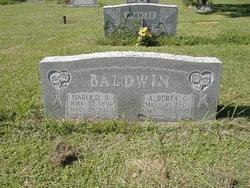 Harold Reid Baldwin
