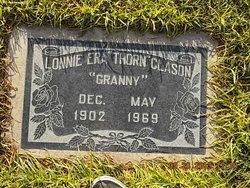 Lonnie Era <i>Thorn</i> Clason