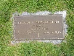 Claude Leary Brockett, Jr