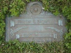 Helen Leona <i>Hanes</i> Nowell