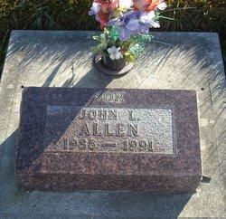 AMN John Larry Allen