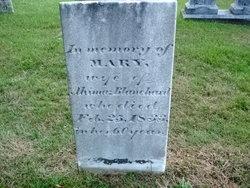 Mary <i>Tolford</i> Blanchard