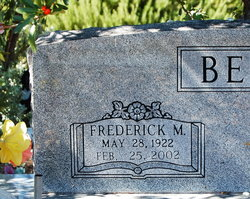 Frederick M. Beal
