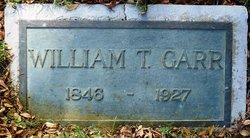 William Thomas Garr