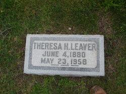 Theresa Anna <i>Hopfenbeck</i> Leaver