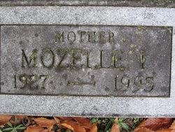 Mozelle Iris <i>Timmerman</i> Edgar