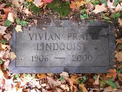 Vivian Catherine <i>Pratt</i> Lindquist