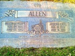 Aura Ola <i>Leavitt</i> Allen