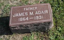 James M Adair